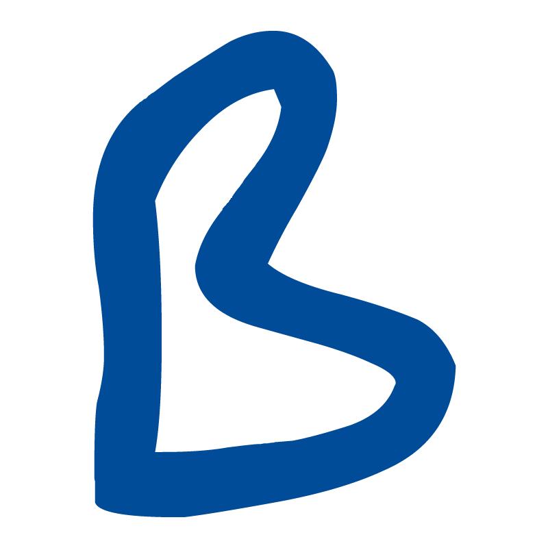 Lentejuela circular Nacarada